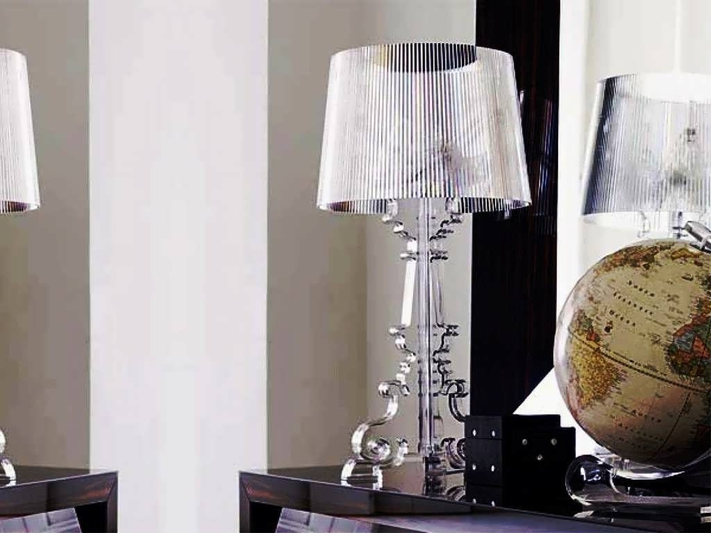 Favorite Glass Table Lamps For Living Room Design — Table Design : Dazzling With Clear Table Lamps For Living Room (View 4 of 15)