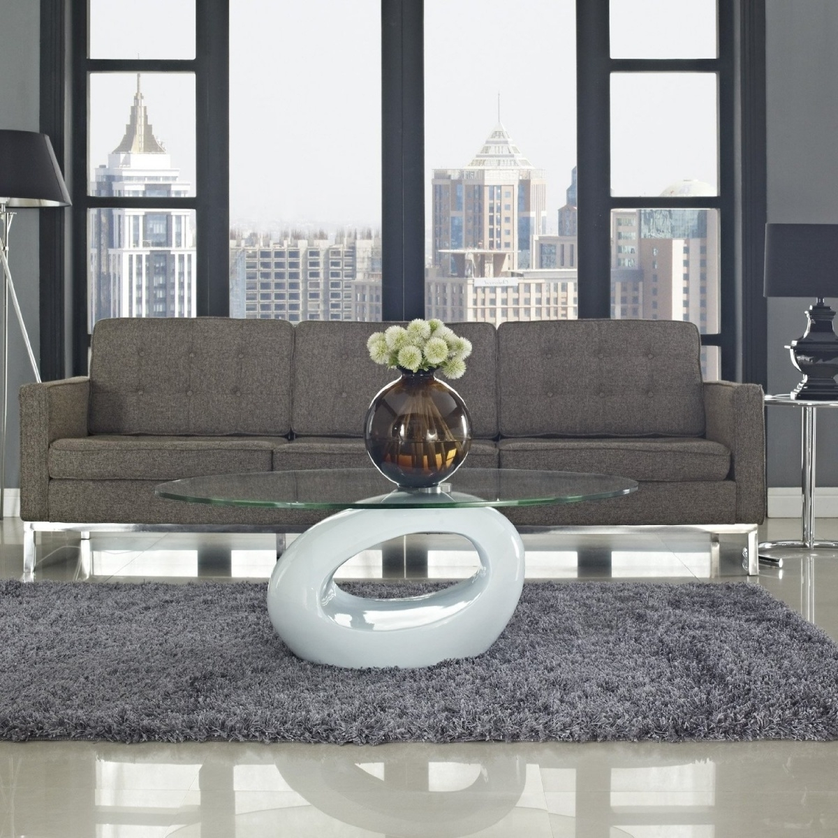 Favorite Living Room Coffee Table Lamps Inside Living Room Wonderful Clear Glass Table Lamps For 2 Round Coffee (View 15 of 15)