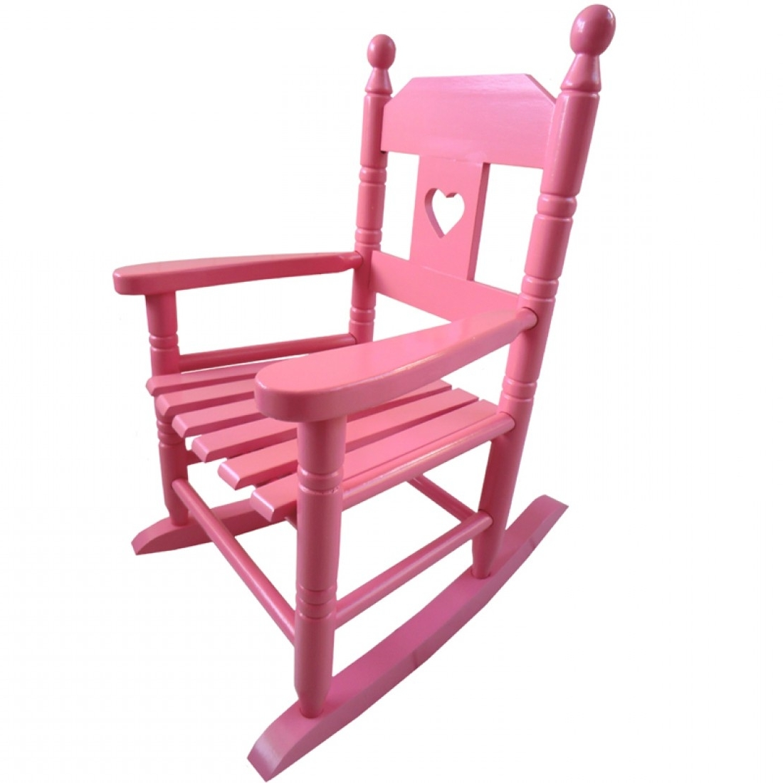 Favorite Pink Childs Rocking Chair (View 4 of 15)