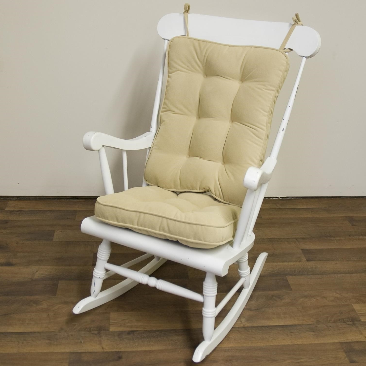 Favorite Rocking Chairs With Cushions Intended For Bedroom: Outstanding Design Of Rocking Chair Cushions For Nursery (View 7 of 15)