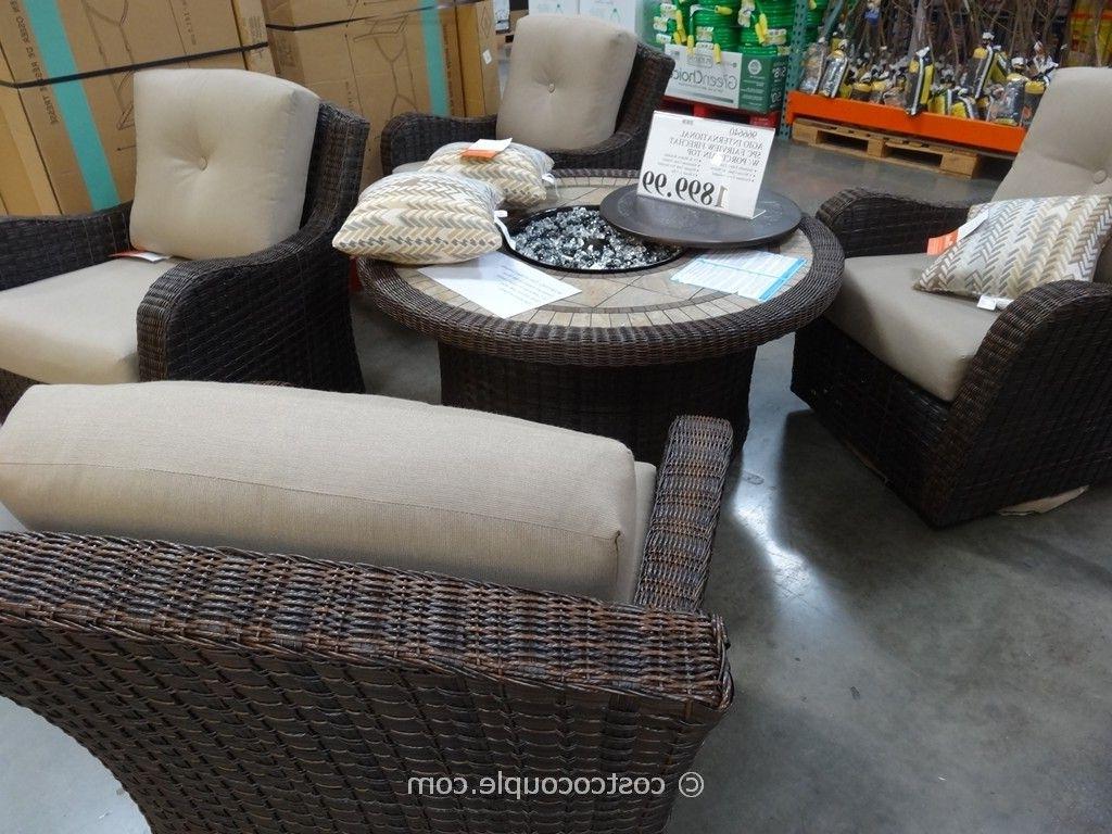 Furniture: Best 25 Costco Patio Furniture Ideas (View 6 of 15)
