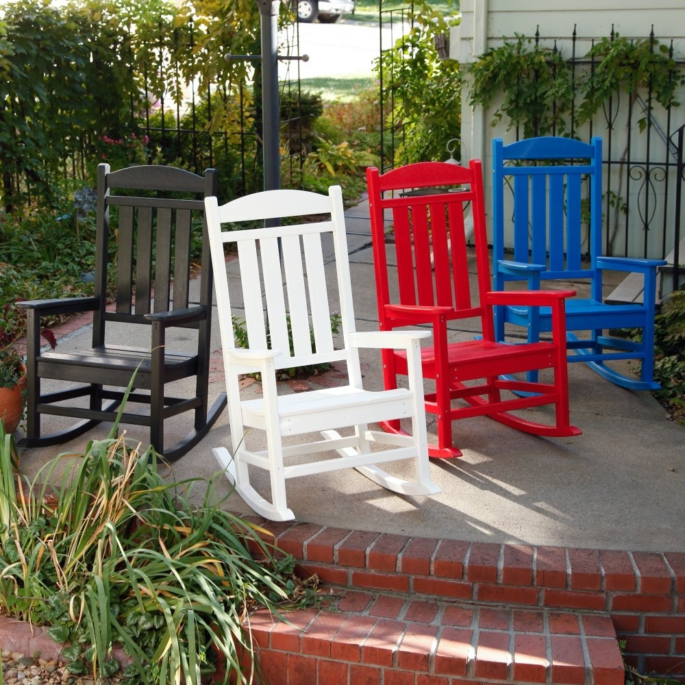 Furniture : Red Rocking Chair Patio Chairs That Rock Rocking Chair In Well Known Red Patio Rocking Chairs (View 15 of 15)