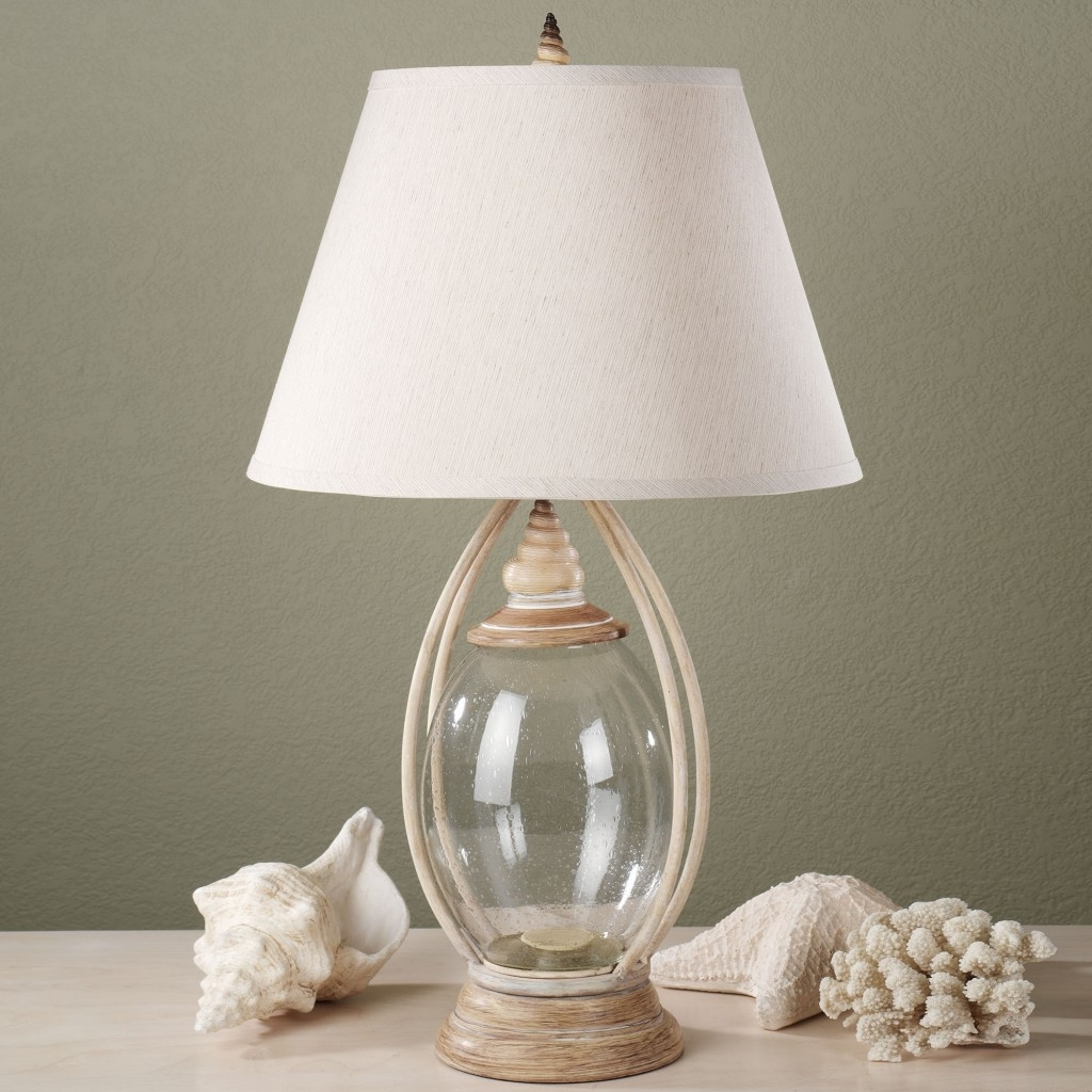 Glass Living Room Table Lamps Regarding Well Known Glass Table Lamps For Living Room Lamp Table Big W Lamps Ceiling (View 8 of 15)