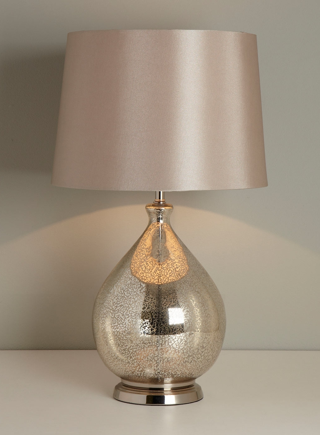 Glass Table Lamps For Living Room — Table Design : Dazzling Glass Throughout Well Known Pink Table Lamps For Living Room (View 6 of 15)