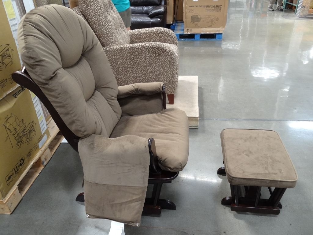 Glider Rocking Chairs Costco – Chair Design Ideas Intended For Most Recent Rocking Chairs At Costco (View 12 of 15)