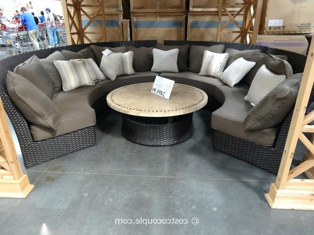 Gorgeous Outdoor Patio Furniture Sets Costco 30 Fancy Pool Chairs For Current Costco Patio Conversation Sets (View 11 of 15)