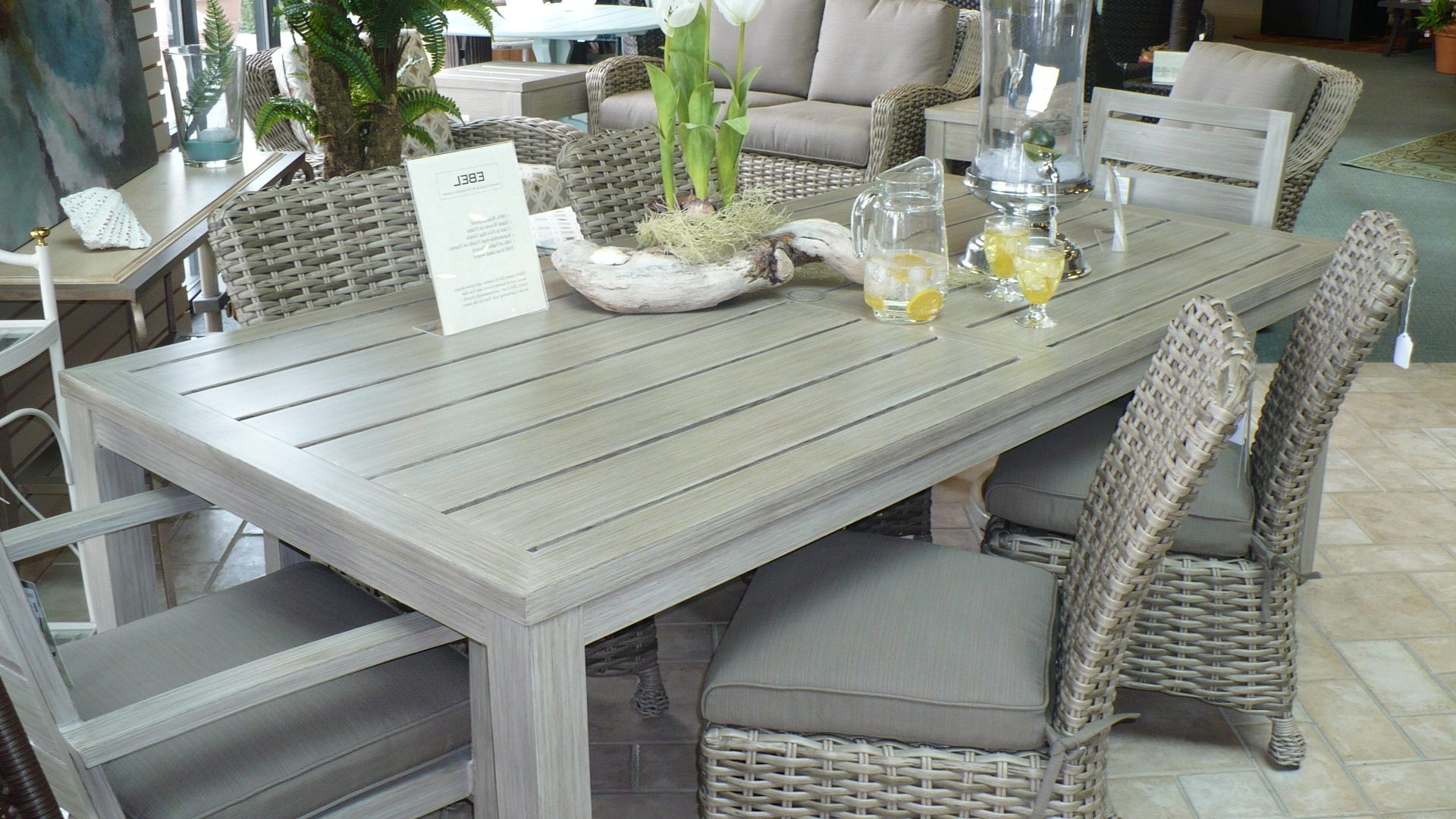 Gray Patio Conversation Sets Regarding Trendy Urgent Gray Wicker Outdoor Furniture New Patio Scheme Hello (Gallery 6 of 15)
