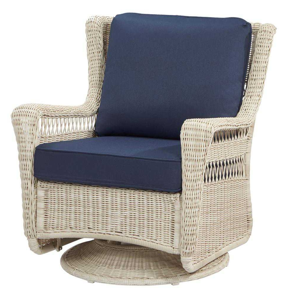 Hampton Bay Rocking Patio Chairs With Well Liked Wicker Swivel Rocker Patio Chairs Images Hampton Bay Outdoor Lounge (View 10 of 15)