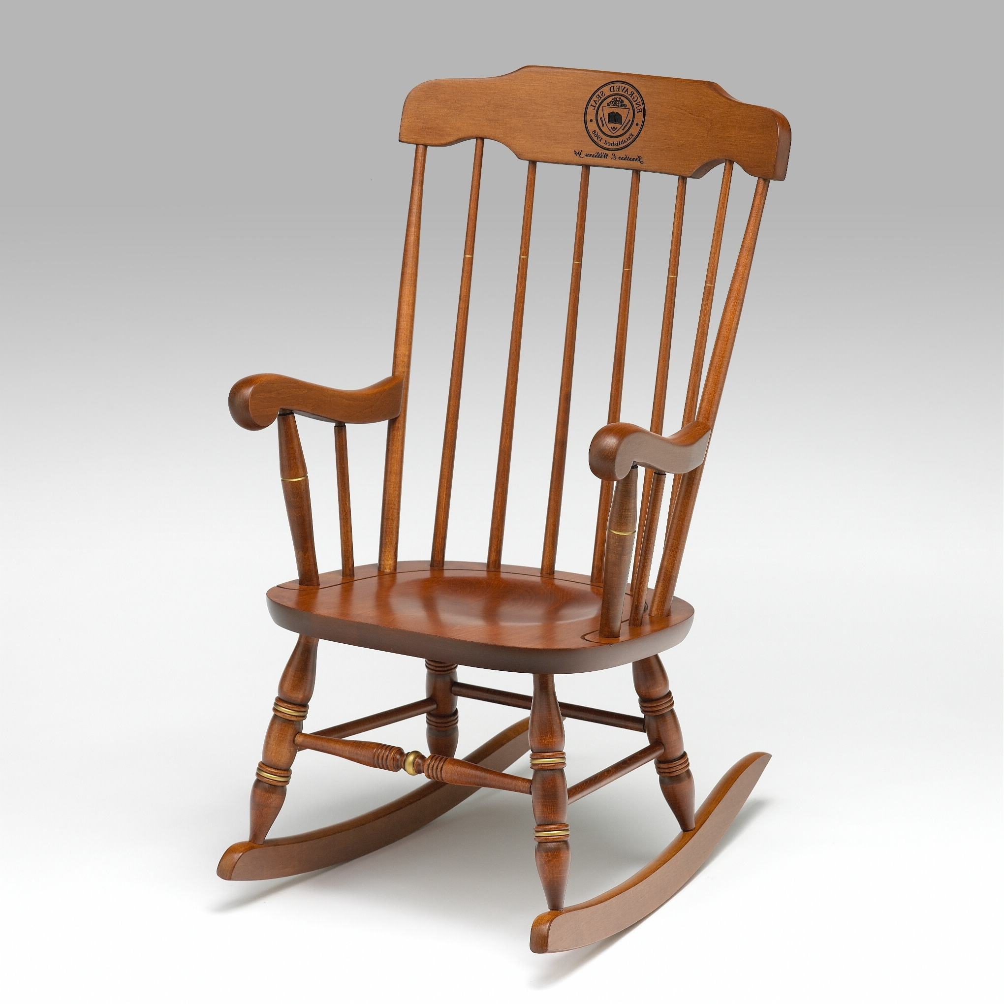 Help Me Safely Disassemble A Rocking Chair – Furniture Dit Within Famous Rocking Chairs (View 6 of 15)