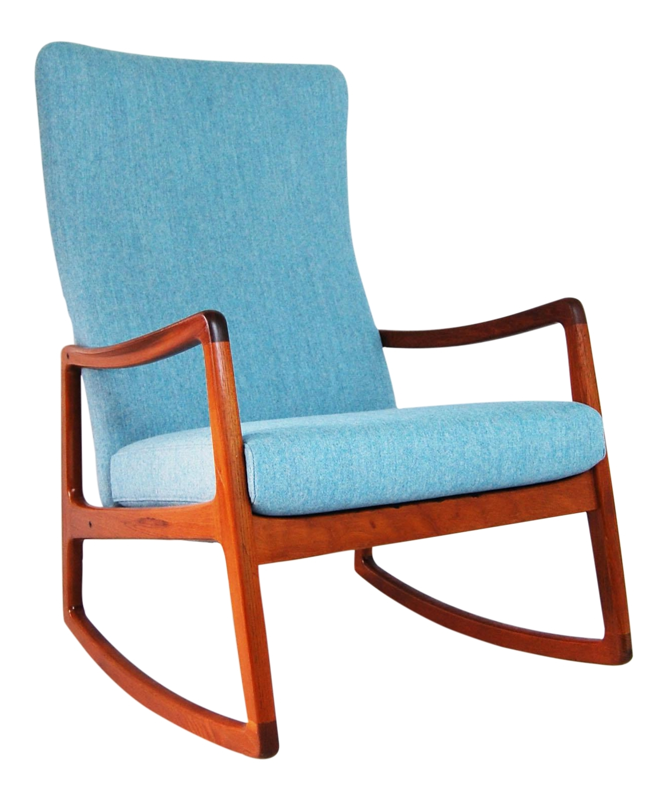 High Back Rocking Chairs Within Most Recently Released High Back Rocking Chair – Modern Chairs Quality Interior  (View 9 of 15)