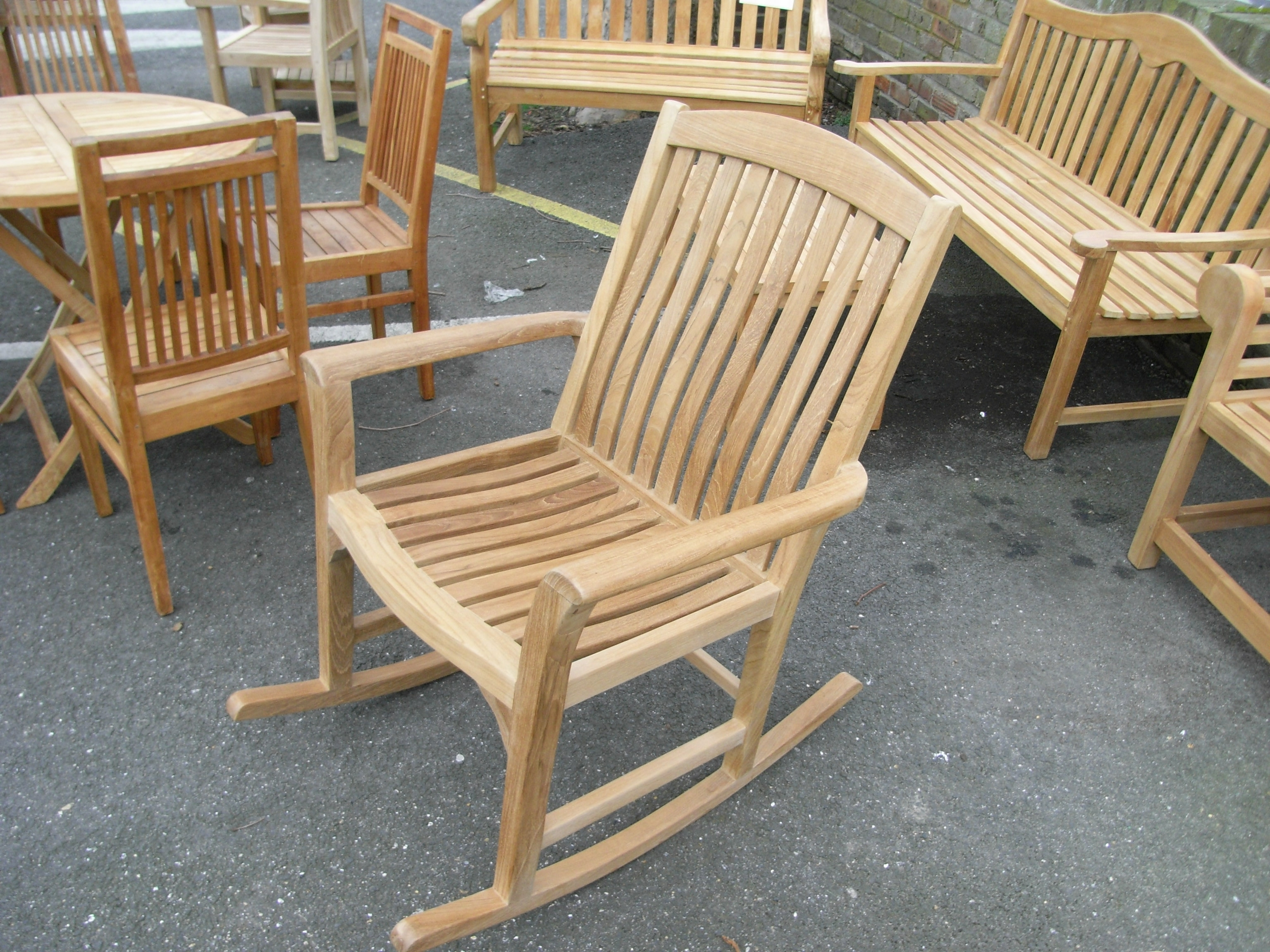 Hydraulic Rocking Chair – Kevinjohnsonformayor In Well Known Rocking Chairs At Costco (View 5 of 15)