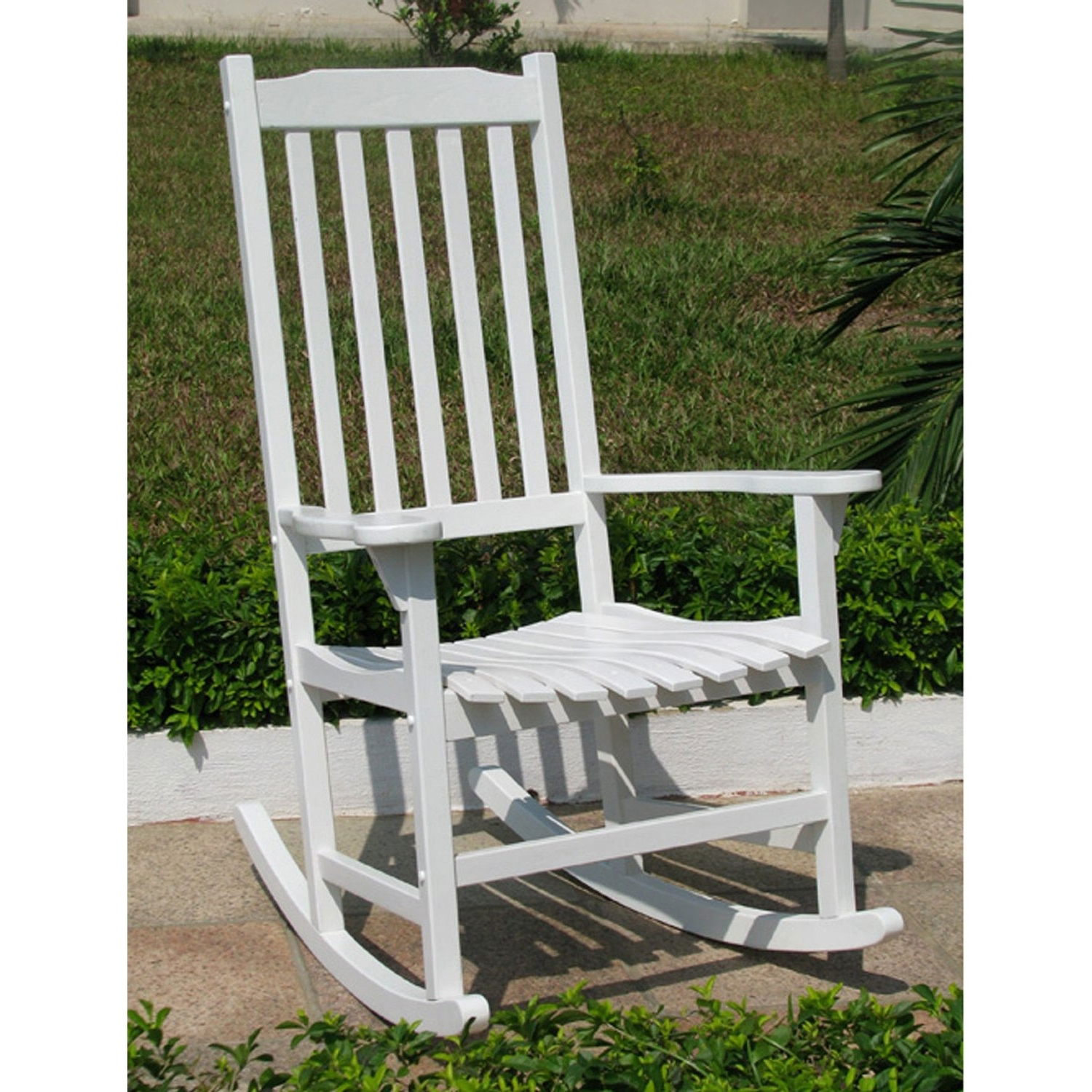 Inexpensive Patio Rocking Chairs With Famous Lovely Cheap Patio Chairs Semco Recycled Plastic Rocking Chair (Gallery 8 of 15)