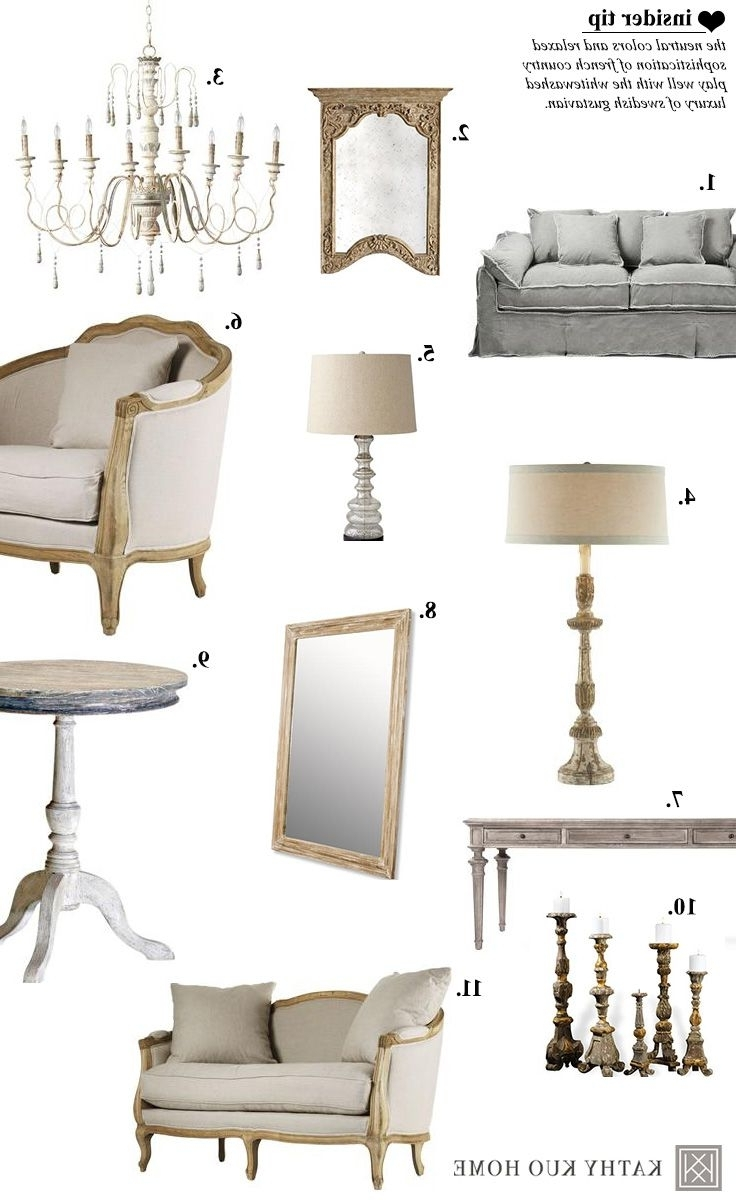 Interior Design For Country Table Lamps Living Room At French for Most Up-to-Date Country Living Room Table Lamps