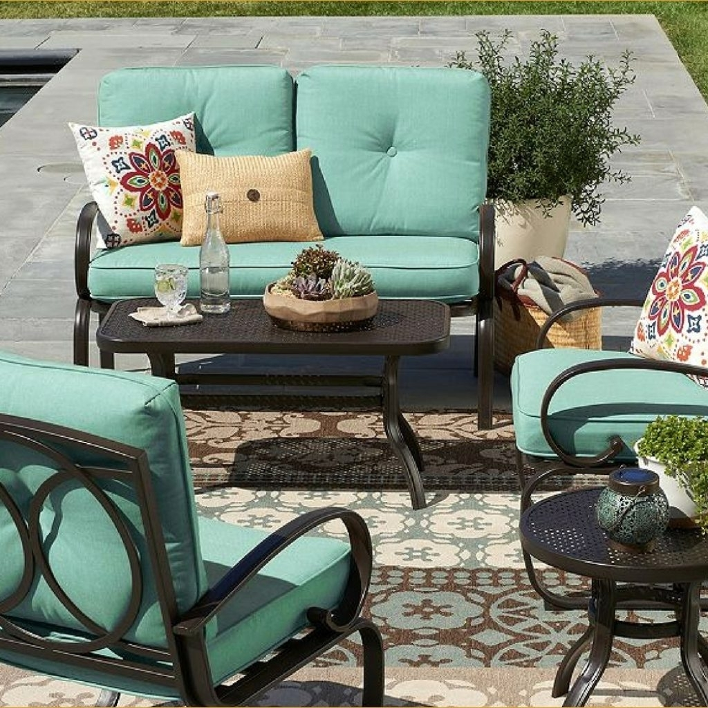 Kohl's Patio Furniture Sale inside Widely used Kohl's Patio Conversation Sets