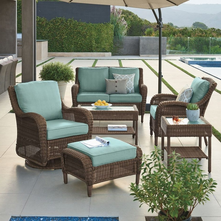 Kohls Patio Table Tables Furniture Seafoam Green Chair Office Tv inside Popular Kohl's Patio Conversation Sets