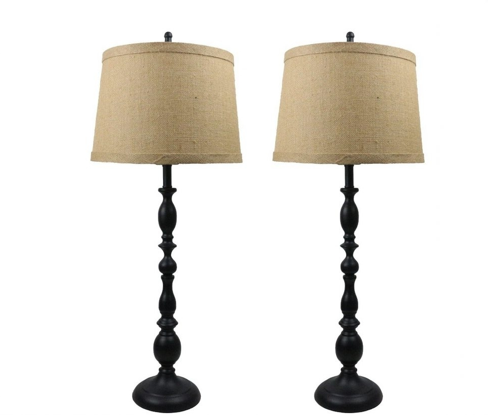 Lamp : Primitive Country Style Table Lamps Decor French For Bedroom With Regard To Newest Primitive Living Room Table Lamps (View 2 of 15)