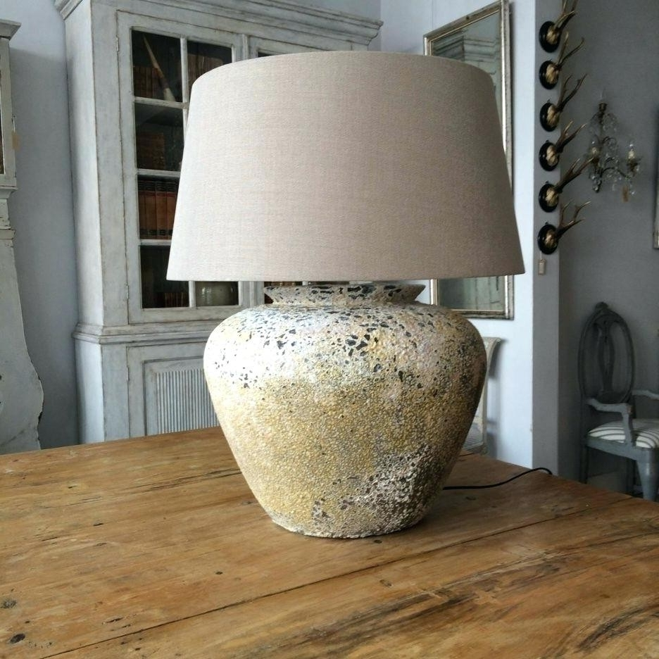 Large Living Room Table Lamps For Current Surprising Living Room Table Lamps 23 Expert Lamp Tables For Tall (View 8 of 15)