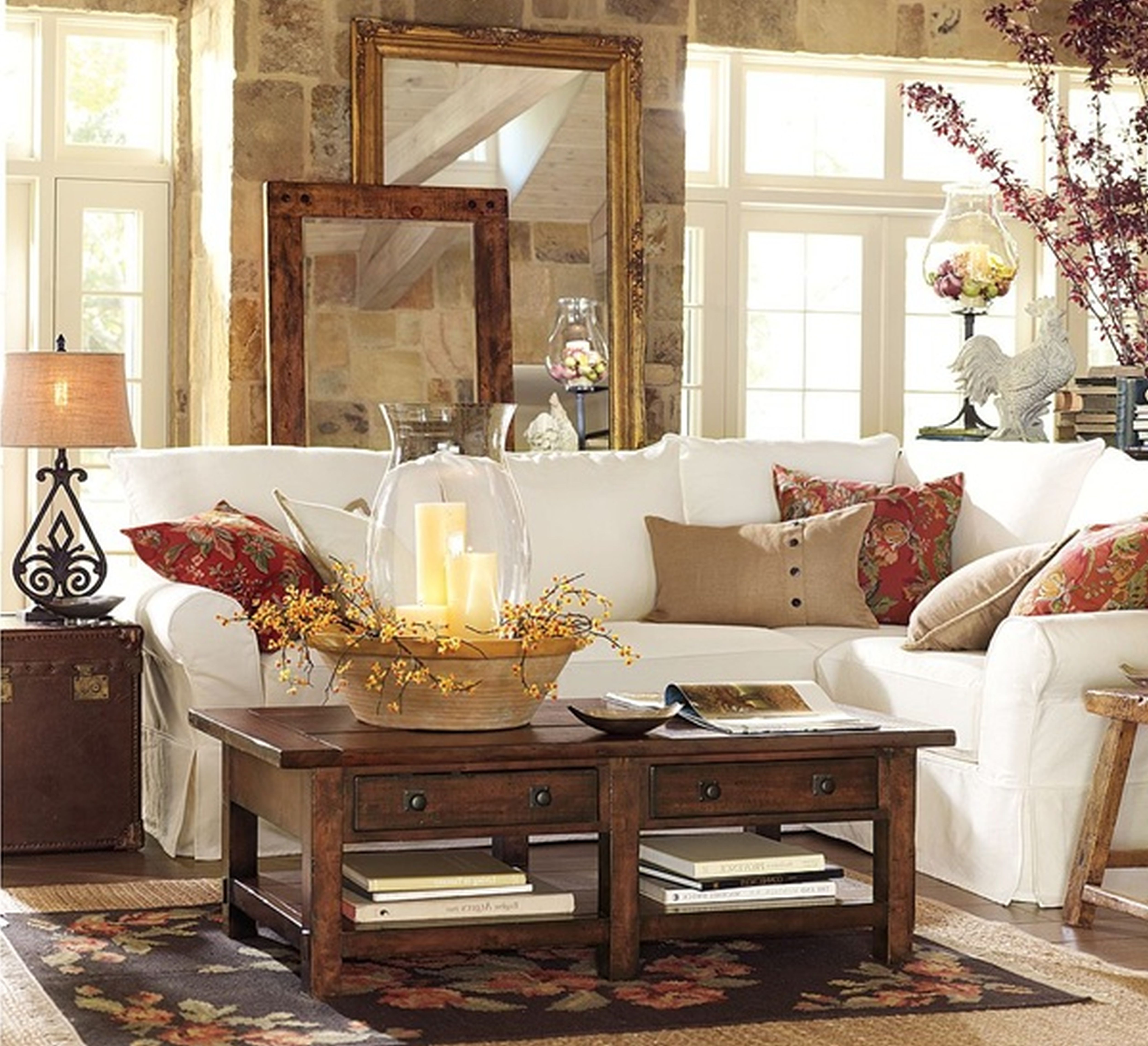 Featured Photo of Pottery Barn Table Lamps For Living Room