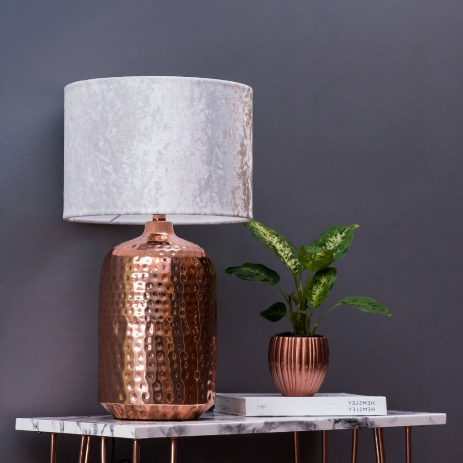 Latest Living Room Table Lamps At Target For Copper Table Lamp Torchiere Lamps Target For Living Room Modern Uk (View 5 of 15)