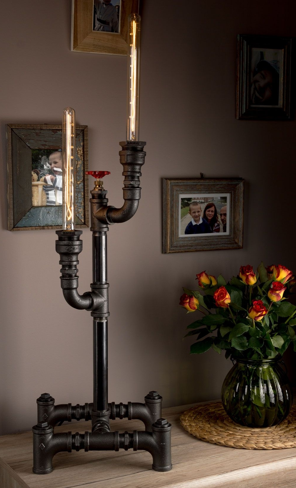Featured Photo of Living Room Table Reading Lamps