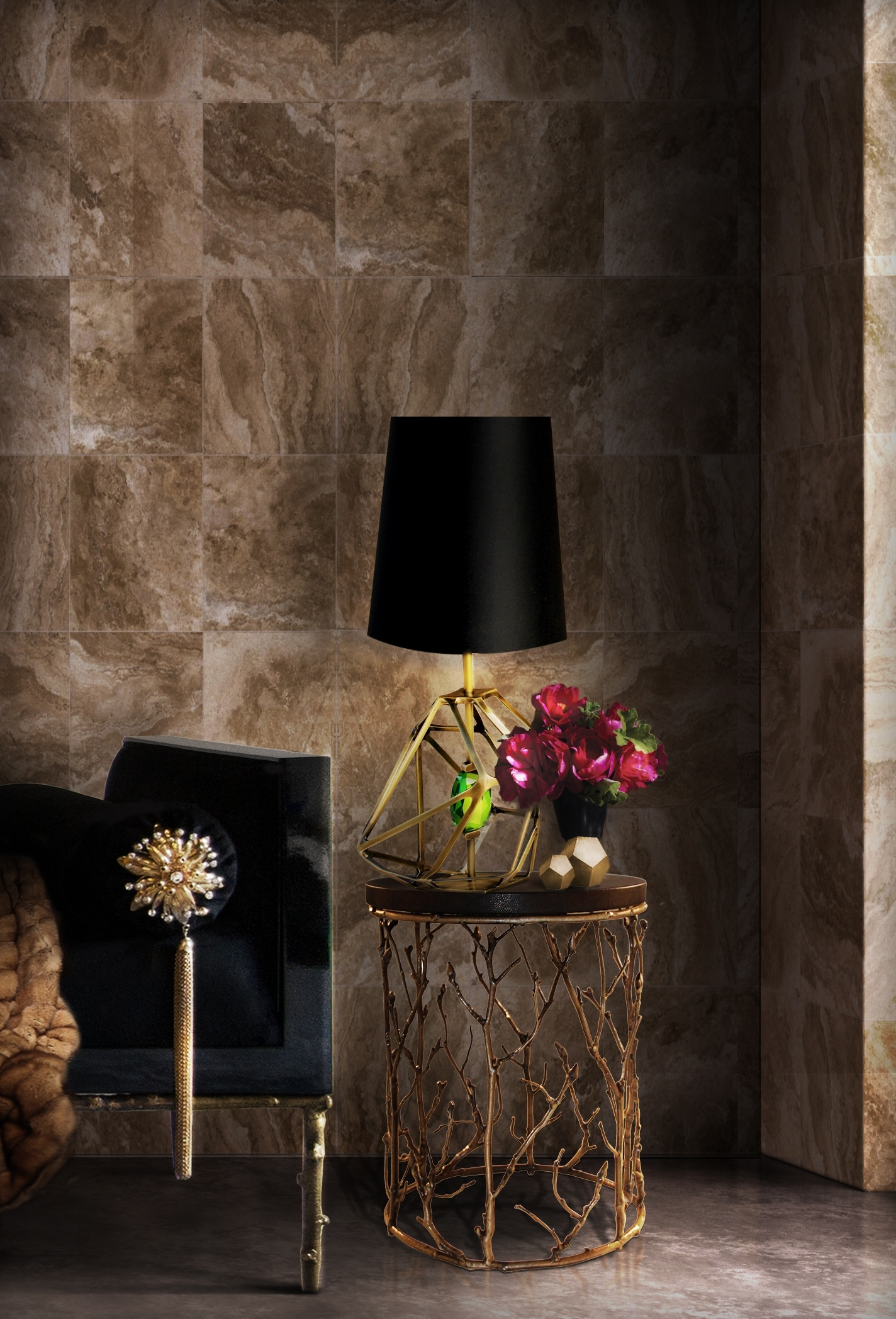 Latest Luxury Living Room Table Lamps For How To Decorate Your Living Room With Floor And Table Lamps (View 7 of 15)
