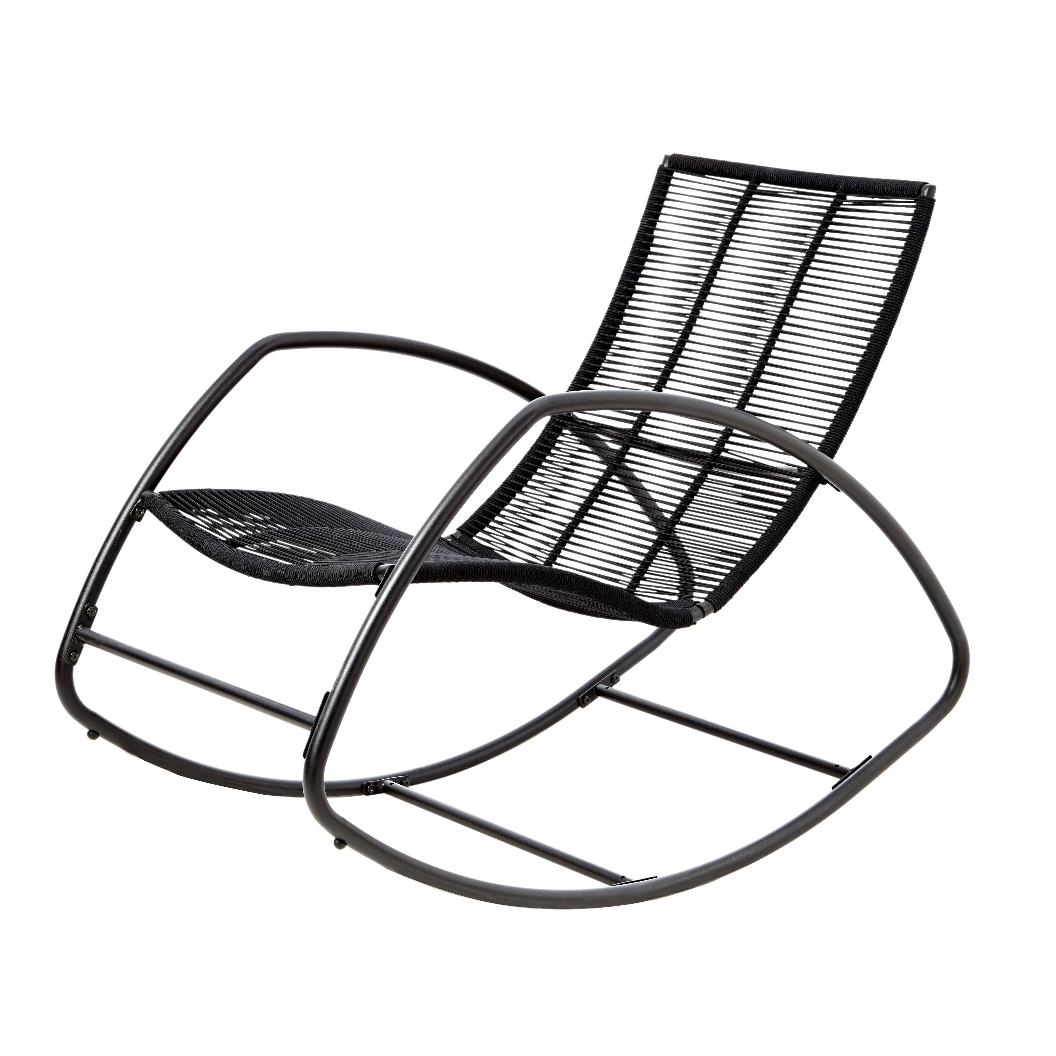 Latest Metal Rocking Chair – Modern Chairs Quality Interior 2018 Throughout Rocking Chairs For Garden (View 5 of 15)