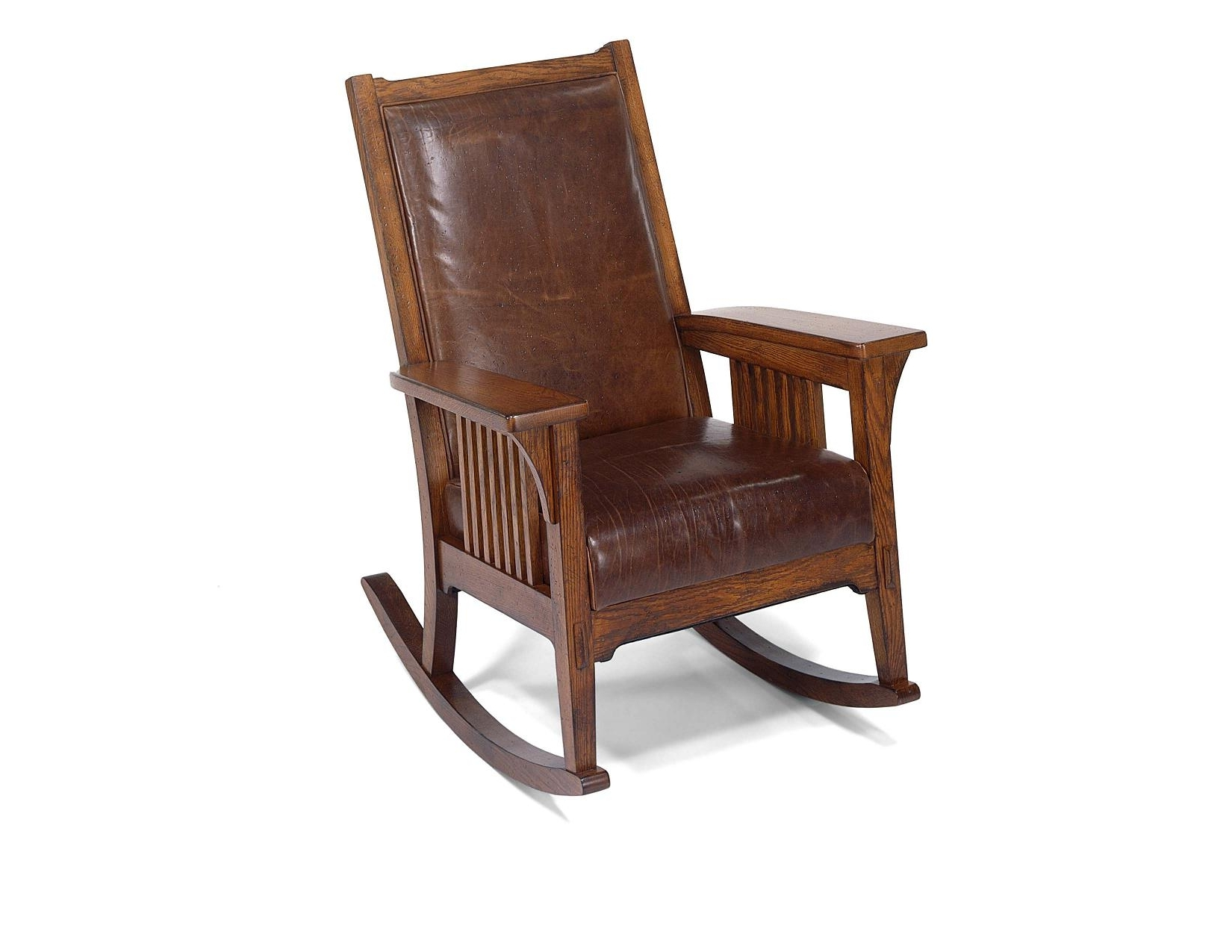Latest Rocking Chairs At Sam's Club Intended For Livingroom : Large Leather Rocking Chair For Your Modern Chairs (View 6 of 15)