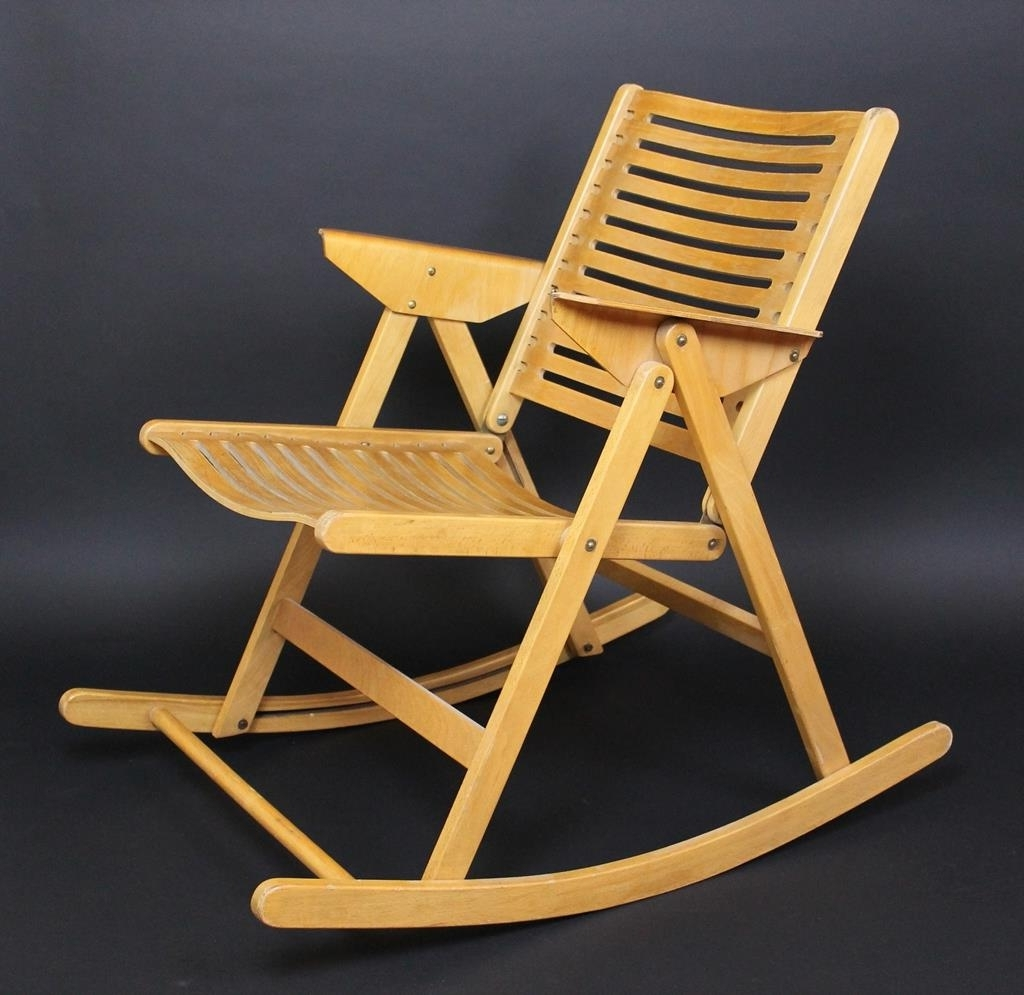 Latest Rocking Chairs At Sam's Club Within Folding Wooden Rocking Chair Front Porch Chairs On Sale Gci In A Bag (View 7 of 15)