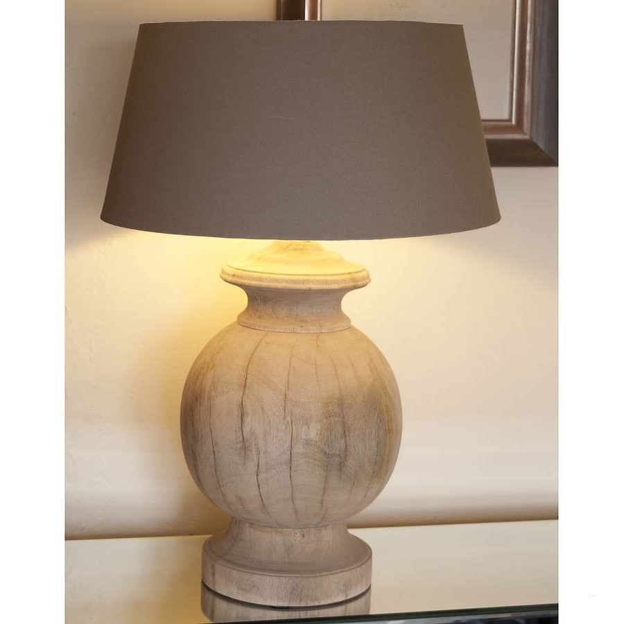 Latest Table Lamps For Living Room Uk Regarding Modern Table Lamps Uk Inspirational Pretty Wooden Table Lamps For (View 6 of 15)