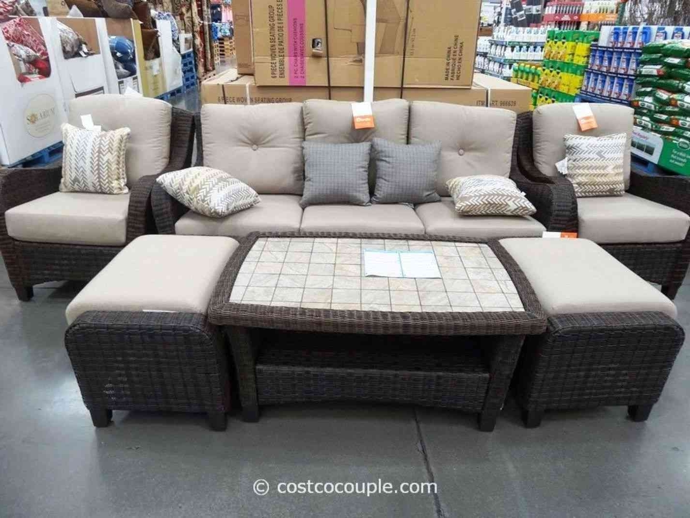 Latest Unusual Costco Patio Furniture Clearance Cool Conversation Sets With For Costco Patio Conversation Sets (View 9 of 15)