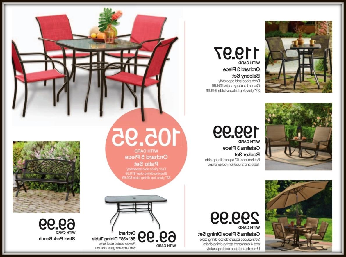 Latest Wonderful Outdoor Living Options Available At Kroger! (View 7 of 15)