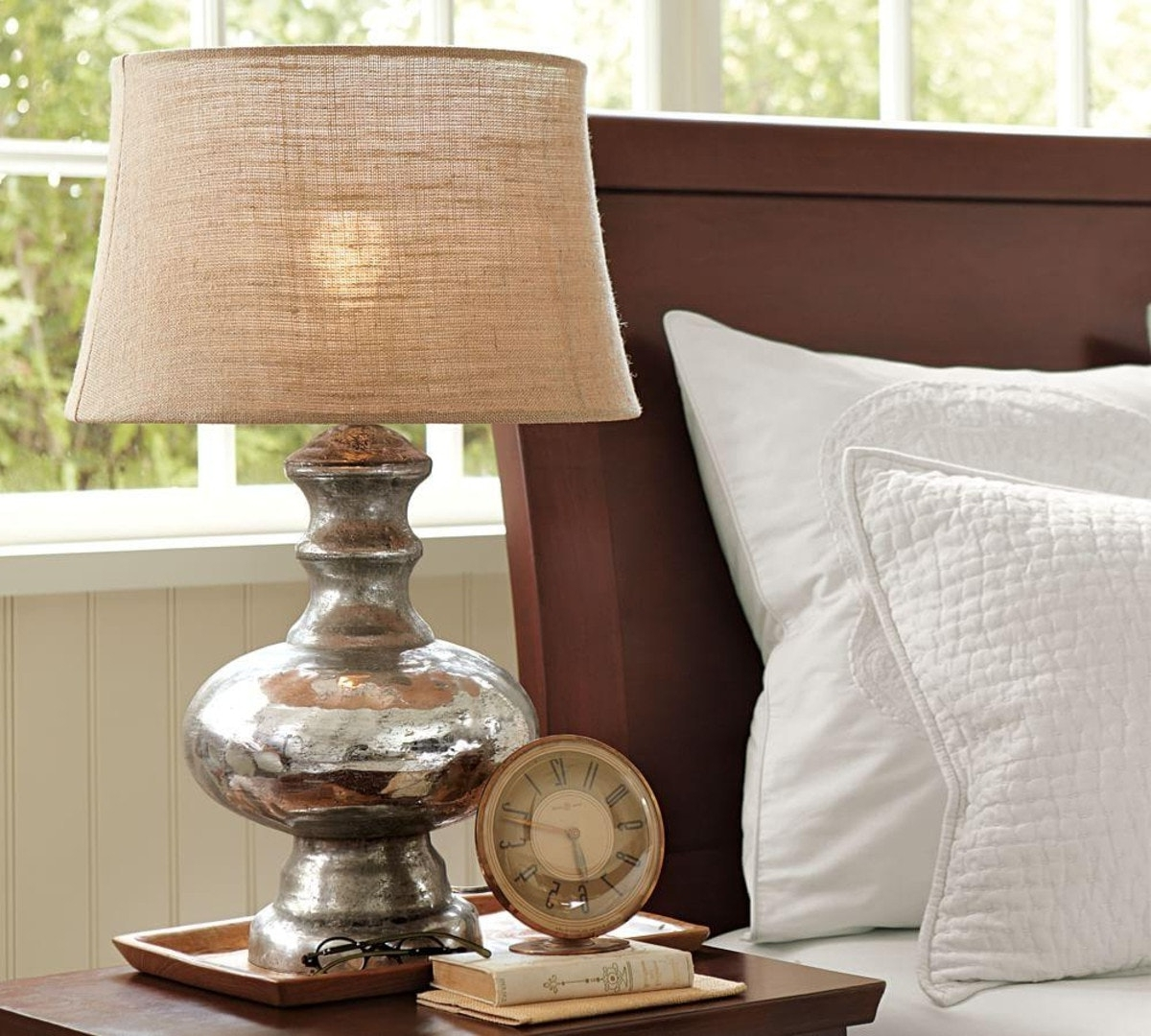 Laura Ashley Table Lamps For Living Room For Trendy Table Lamps The Home Depot Picture With Amusing Glass Large Blue (View 6 of 15)