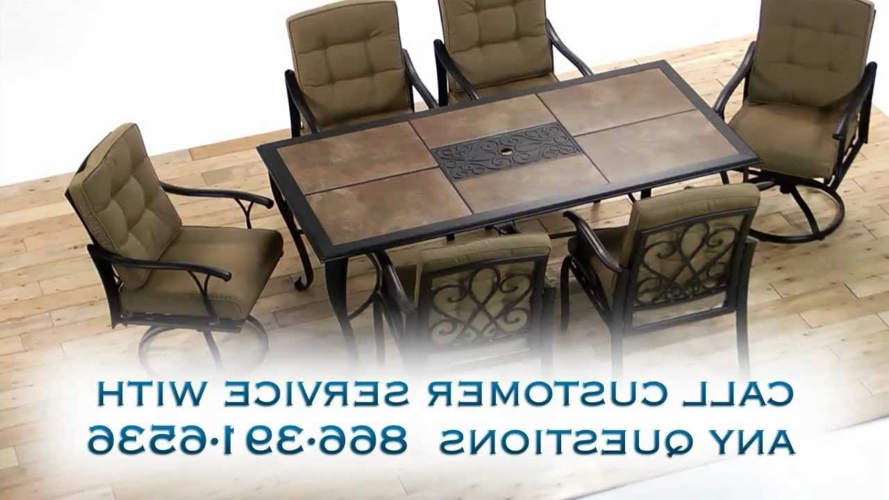 Lazy Boy Patio Conversation Sets For Preferred La Z Boy Outdoor Furniture Assembly Tips And Hints (View 3 of 15)