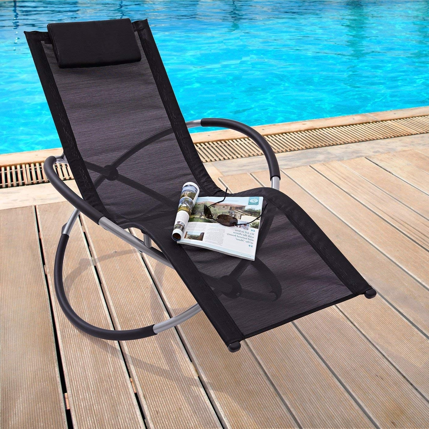 Lightweight For Zen Rocking Chairs (View 5 of 15)