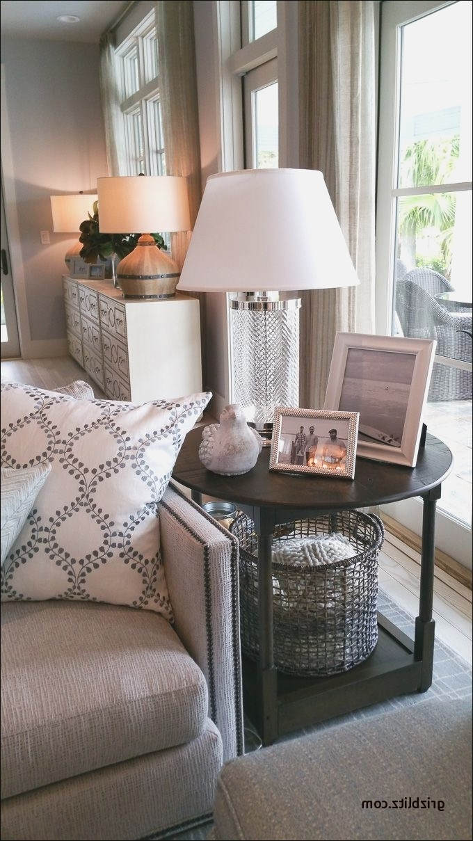 Living Room End Table Lamps Pertaining To Well Liked End Table Lamps For Living Room Elegant Lamp Simple Best Cool Cheap (View 6 of 15)