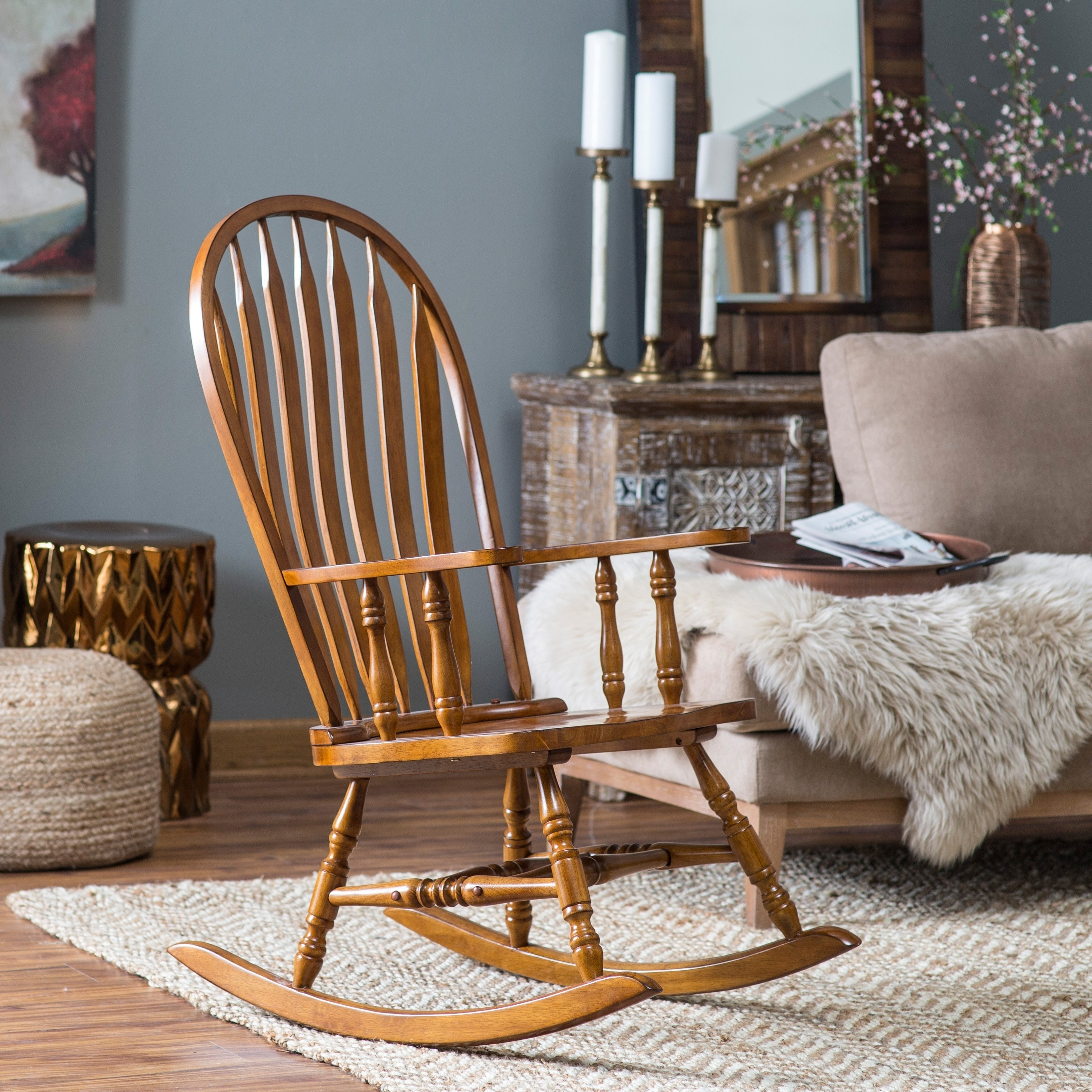 Living Room Rocking Chair Elegant Benefit Rocking Chairs For 2017 Rocking Chairs For Living Room (View 4 of 15)