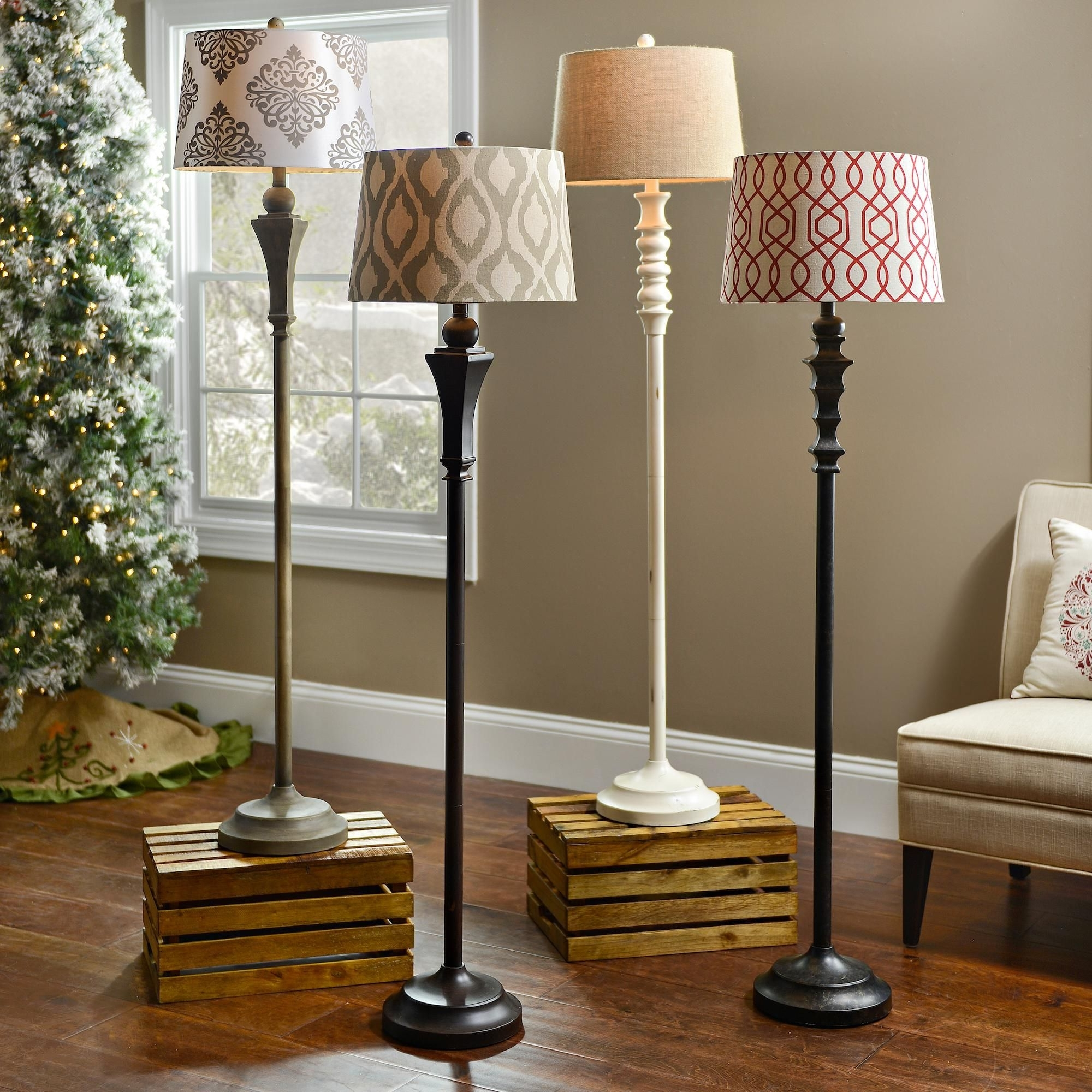Living Room Table Lamps Intended For Latest Add Light To A Dim Corner With A Stylish Floor Lamp! (View 8 of 15)