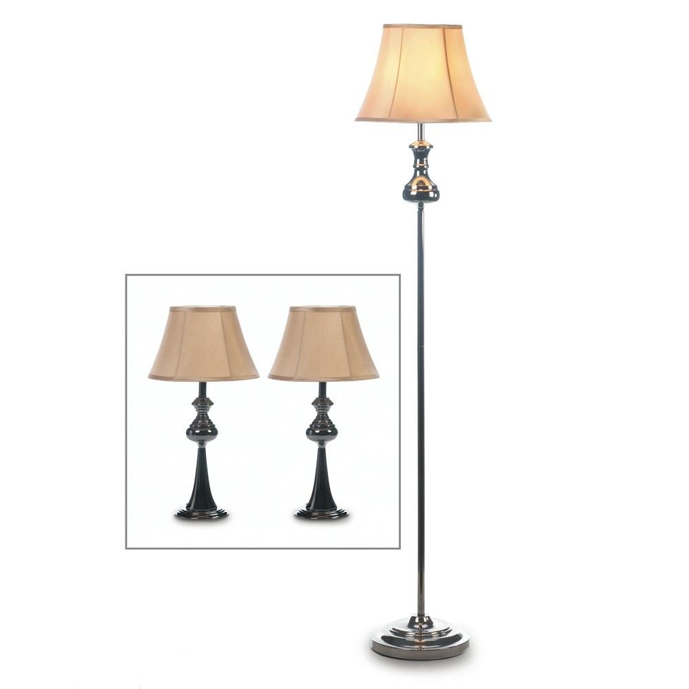 Living Room Table Lamps Sets Throughout Best And Newest Floor Lamp With Stand, Metal Table Lamps Set For Living Room –  (View 5 of 15)