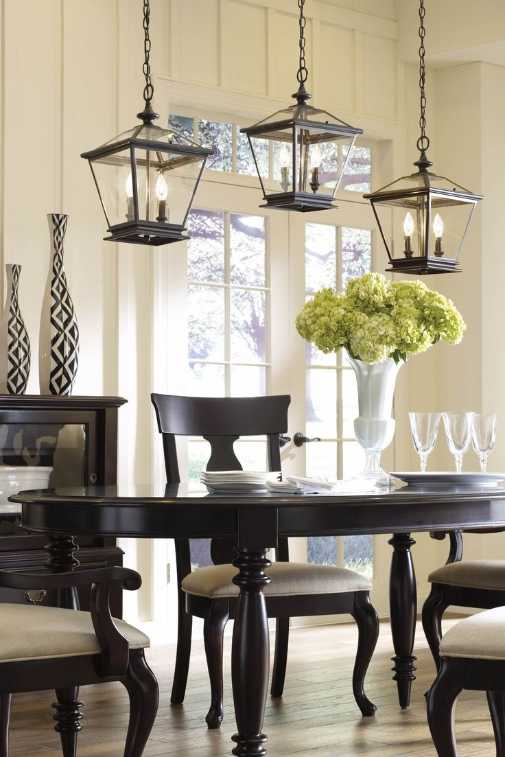 Living Room Table Lights Inside Newest Lovely Elegant Dining Room Lighting 26 Modern (View 15 of 15)