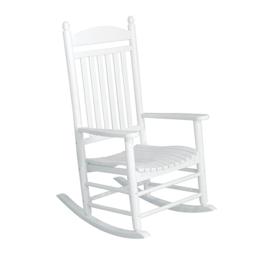 Livingroom : Lowes Rocking Chair Reviews Chairs Outdoor Wood Plastic Throughout Most Current Rocking Chairs At Lowes (View 6 of 15)