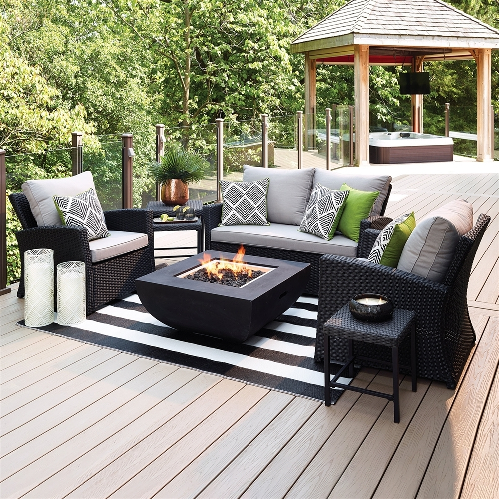 Lowe's Canada Within Edmonton Patio Conversation Sets (View 6 of 15)