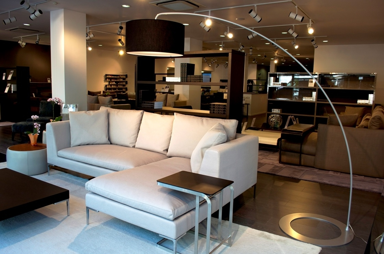 Modern Living Room Table Lamps Inside Preferred Choosing Right Contemporary Floor Lamps — Joanne Russo Homesjoanne (View 2 of 15)