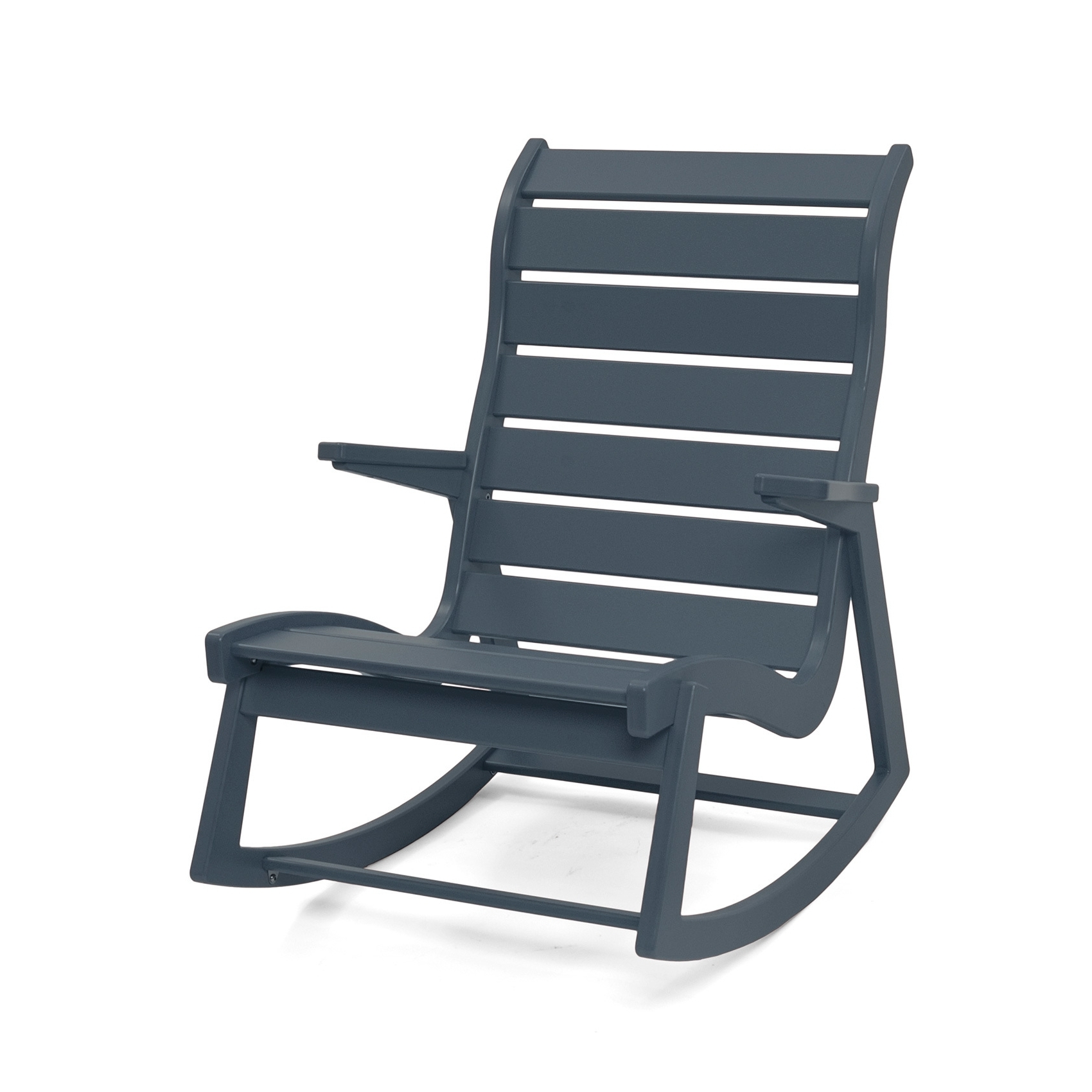 Modern Outdoor Rocking Chair Pertaining To Really Encourage Throughout Most Recently Released Modern Patio Rocking Chairs (View 7 of 15)