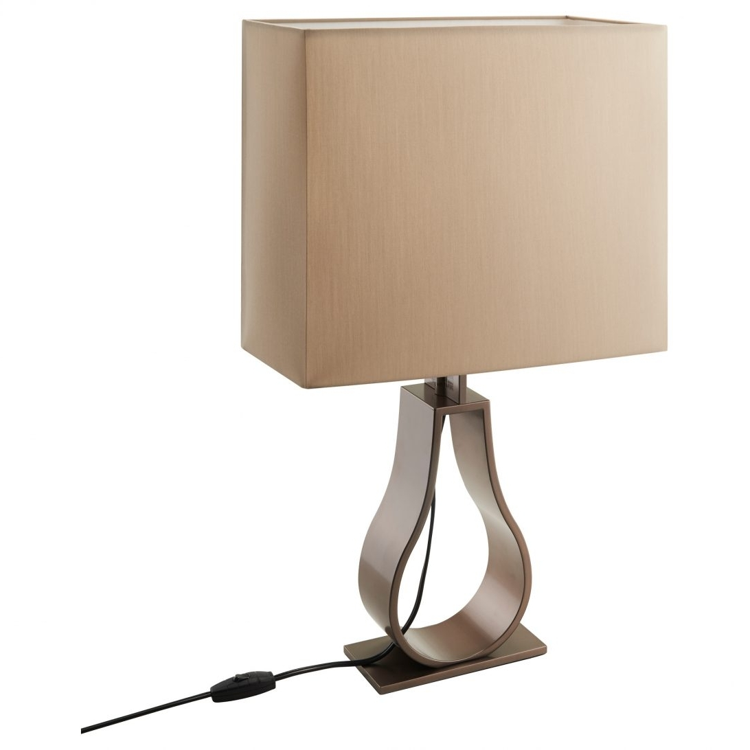 Modern Table Lamps For Living Room In Latest 34 Most Magic Side Table With Lamp Attached End Floor Modern Lamps (View 8 of 15)