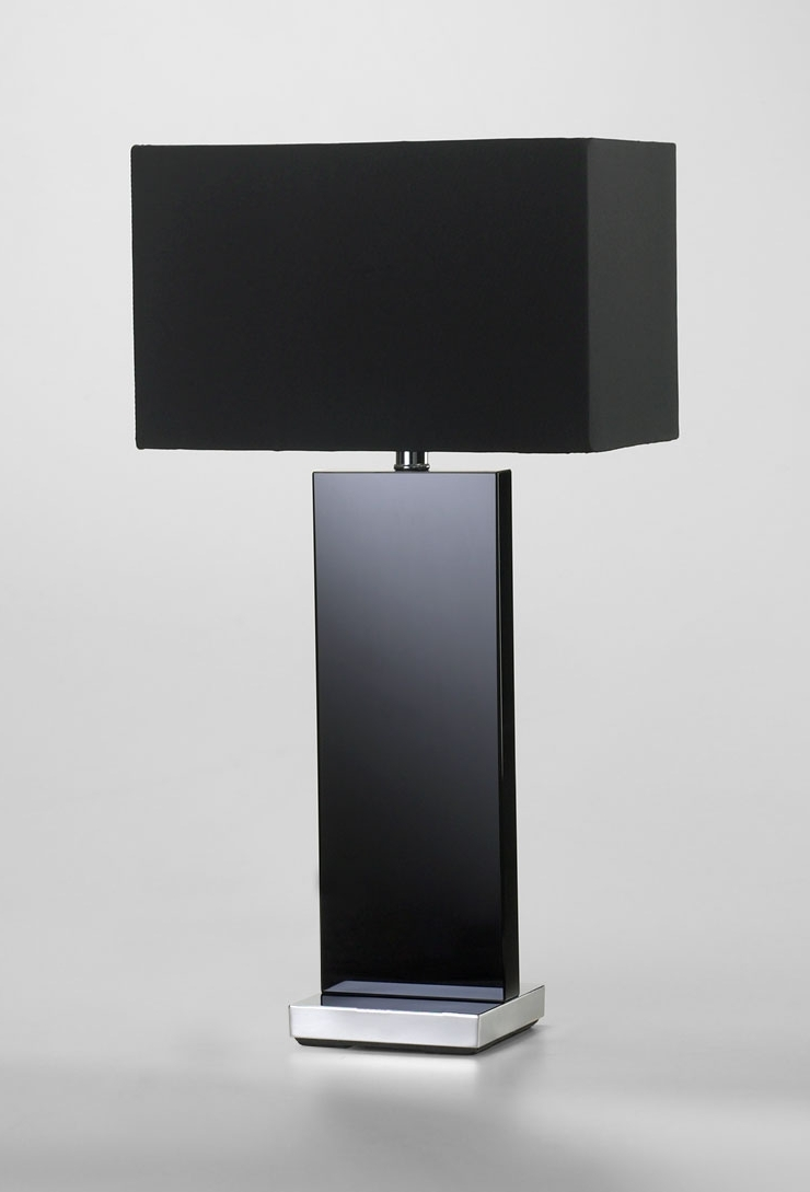 Modern Table Lamps For Living Room Inside Most Recently Released Vista Modern Table Lampcyan Design (View 5 of 15)