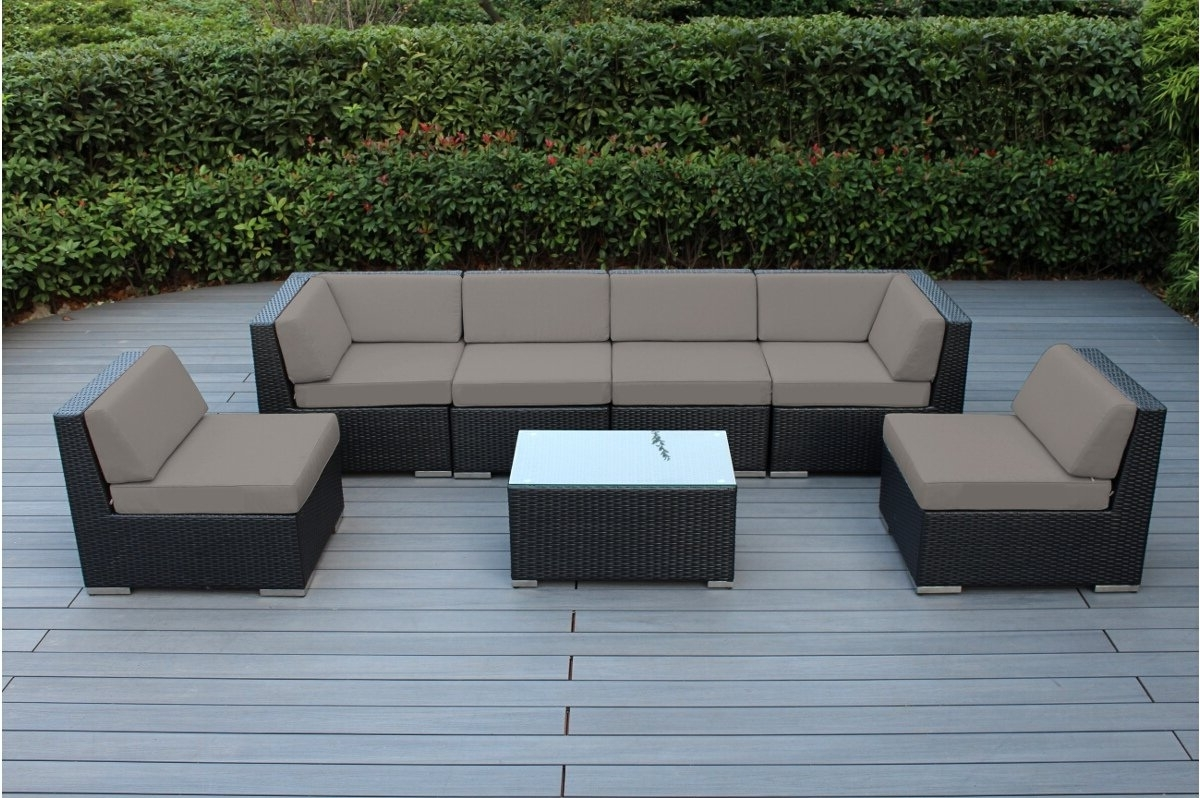Most Current Amazon Patio Furniture Conversation Sets With Best Rated In Patio Conversation Sets & Helpful Customer Reviews (View 13 of 15)