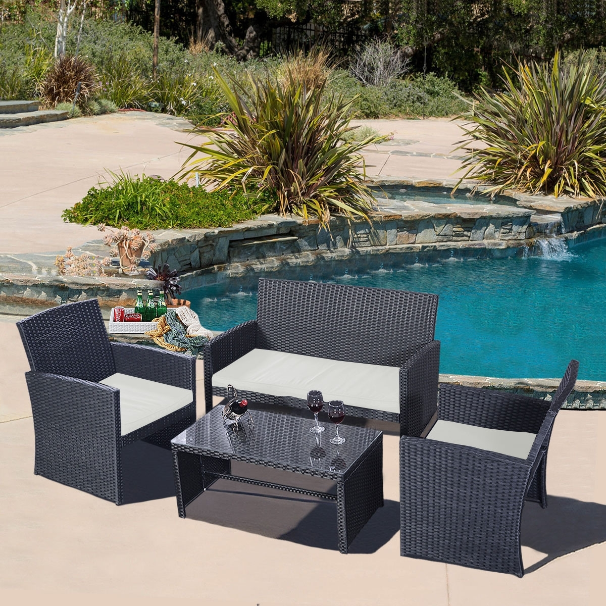 Featured Photo of Ebay Patio Conversation Sets
