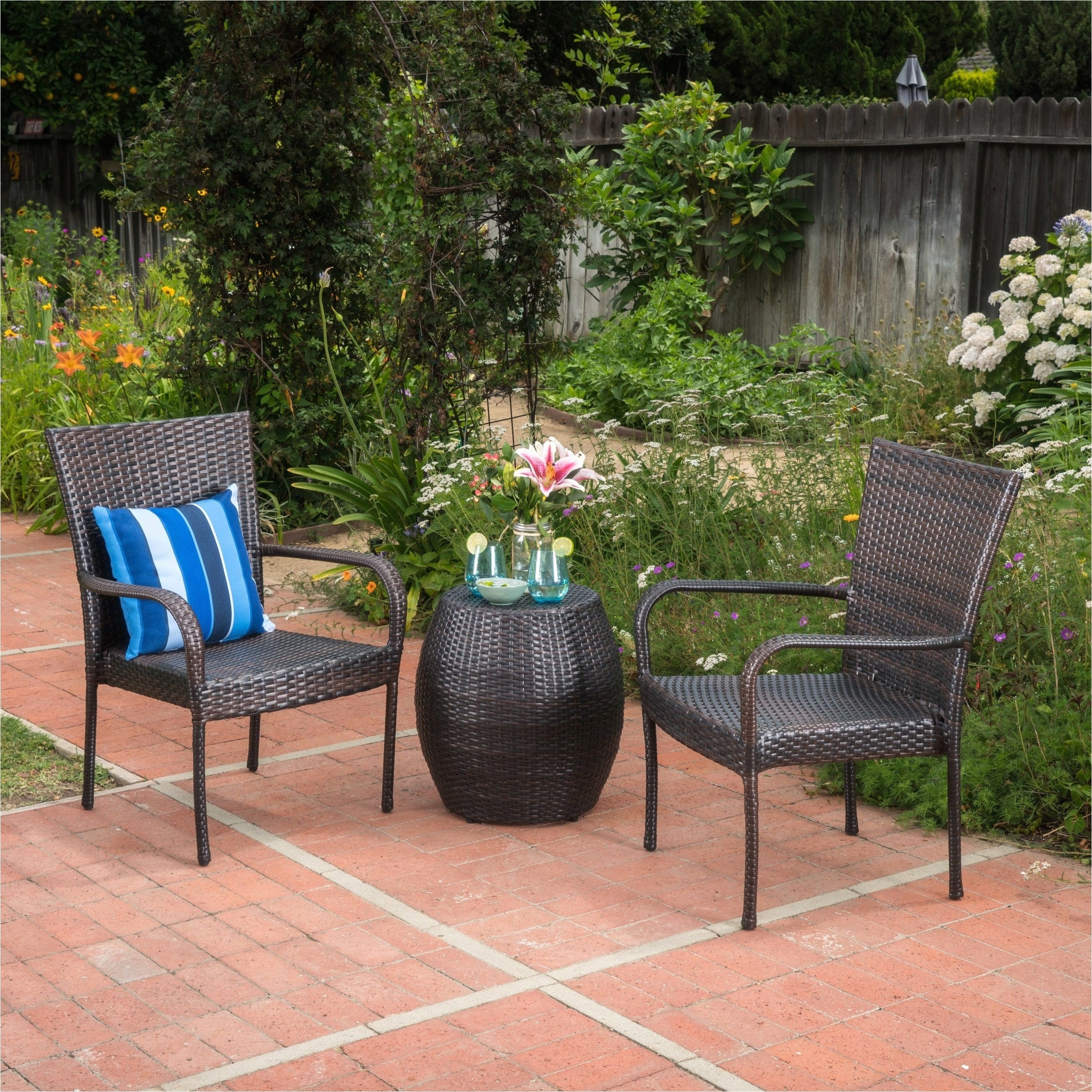 Most Current Patio Dining Sets Under 200 Elegant Conversation Sets Patio Pertaining To Patio Conversation Sets Under  (View 6 of 15)
