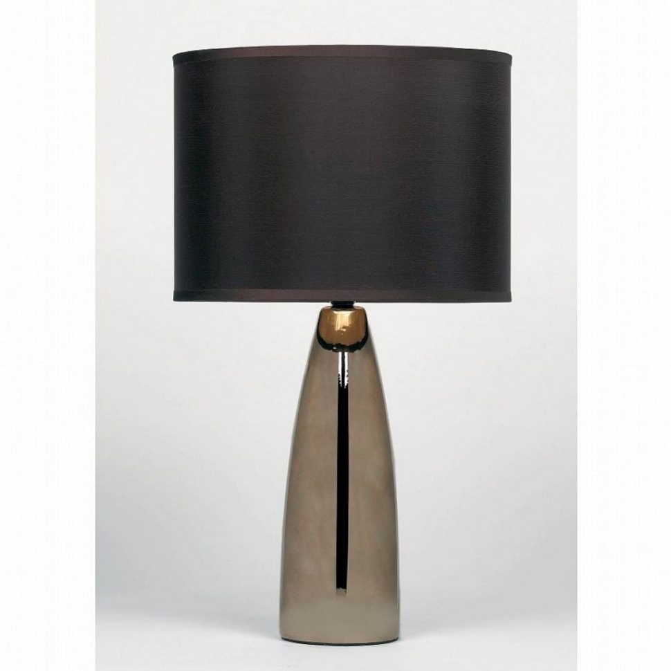 Most Current Table Lamps For Living Room At Ebay Pertaining To Lamp : Table Lamps For Living Room Traditional With Silk Shades Ebay (View 4 of 15)