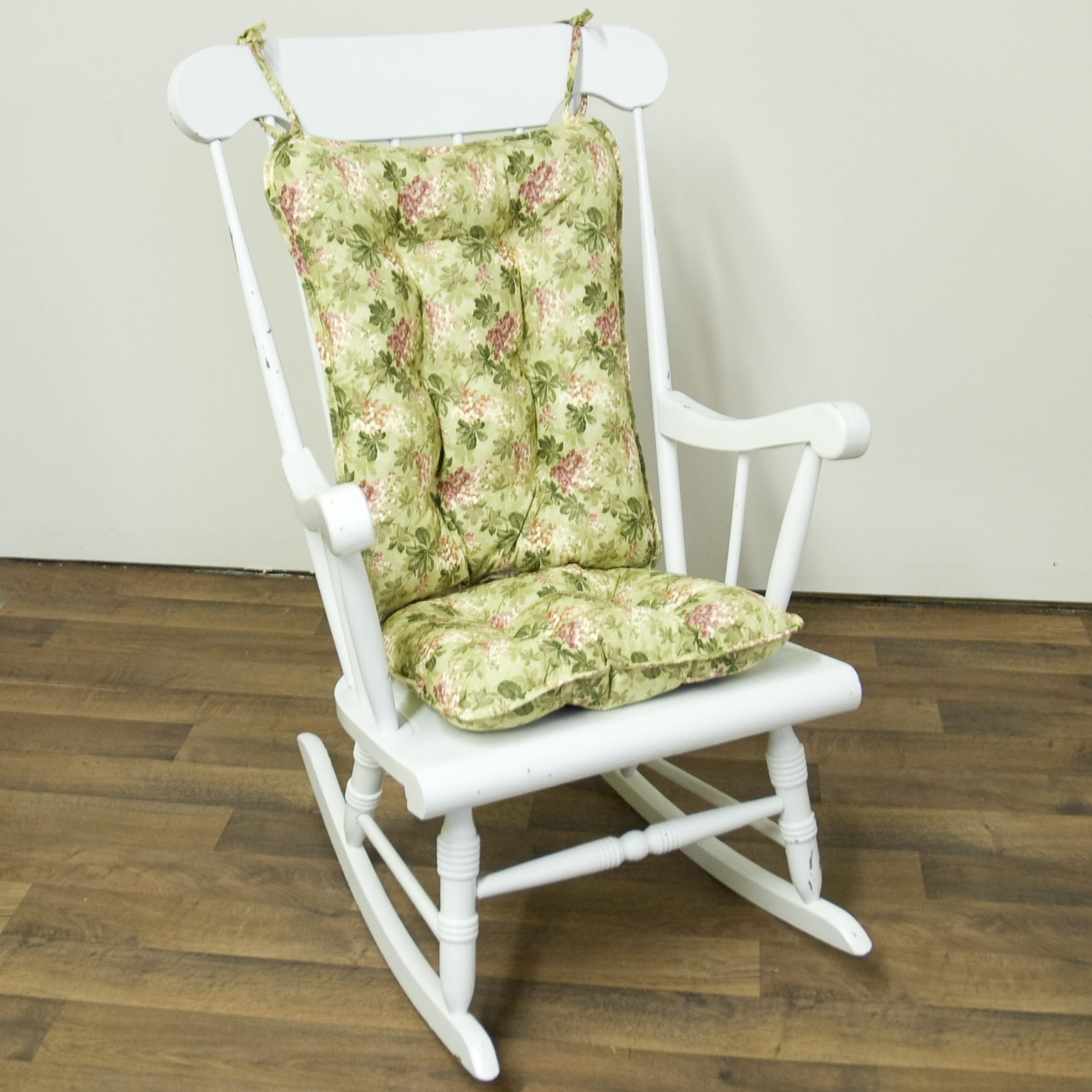 Most Popular Outdoor Rocking Chair Cushions Flower : Beautiful Outdoor Rocking With Rocking Chair Cushions For Outdoor (View 6 of 15)